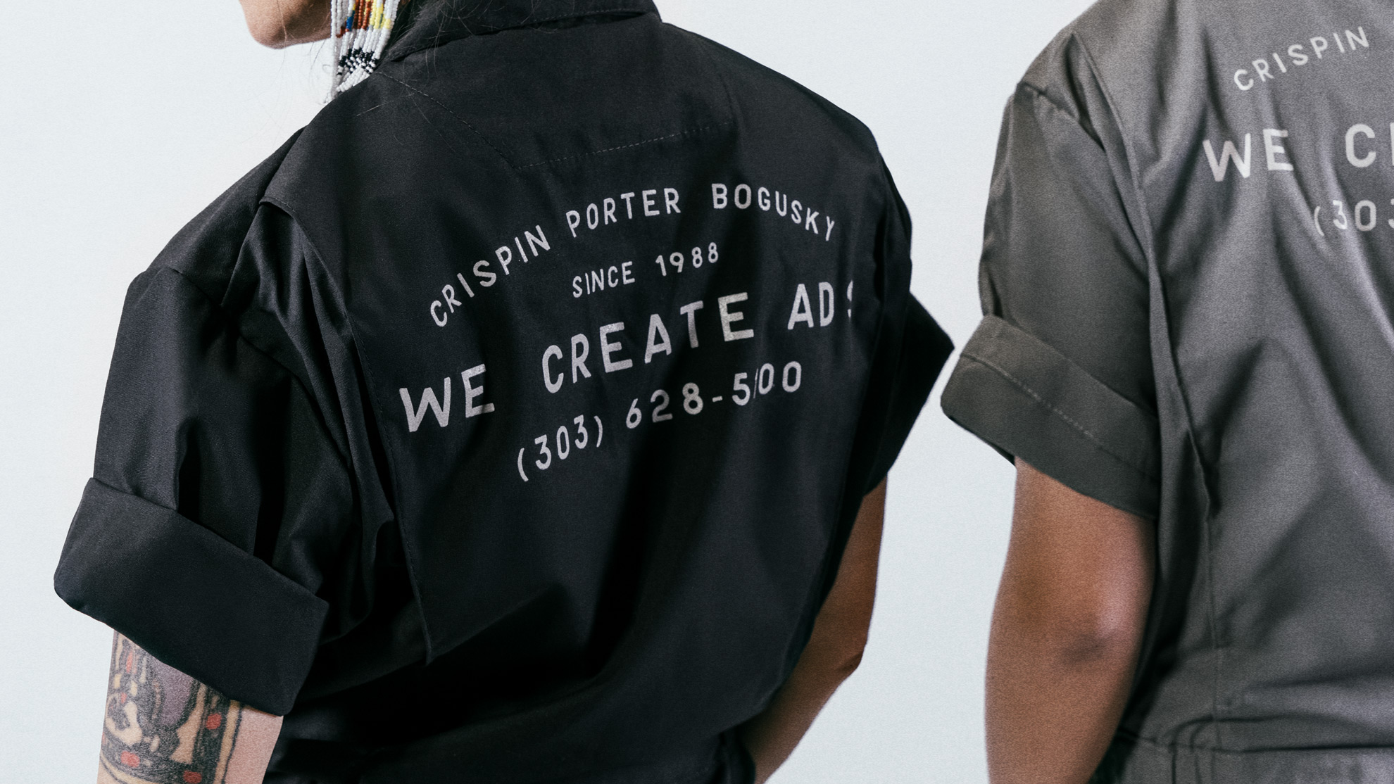 Crispin Porter Bogusky – Brand Identity
