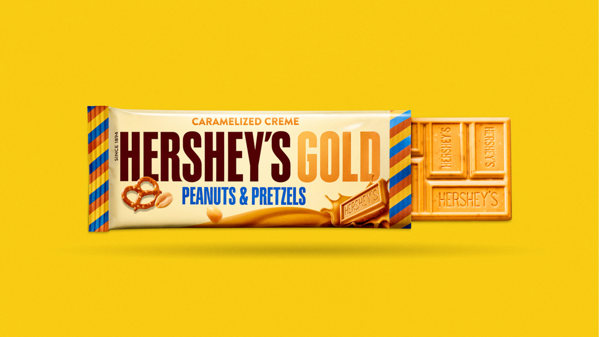 Hershey's Gold – Campaign Launch